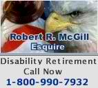 Federal Disability Retirement and the Law Today by Robert R. McGill